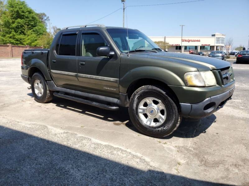2002 Ford Explorer Sport Trac for sale at Ron's Used Cars in Sumter SC