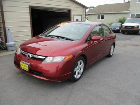 2007 Honda Civic for sale at TRI-STAR AUTO SALES in Kingston NY