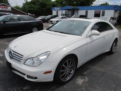 2008 Mercedes-Benz CLS for sale at Express Auto Sales in Lexington KY