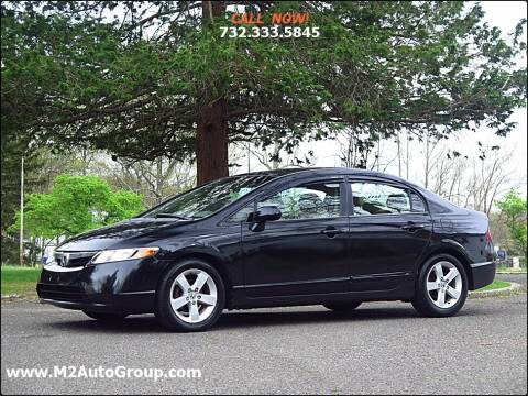 2006 Honda Civic for sale at M2 Auto Group Llc. EAST BRUNSWICK in East Brunswick NJ
