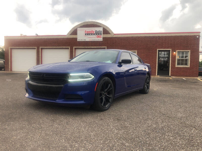 2018 Dodge Charger for sale at Family Auto Finance OKC LLC in Oklahoma City OK