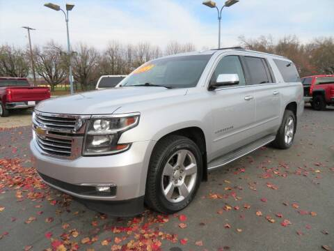 2015 Chevrolet Suburban for sale at Low Cost Cars North in Whitehall OH