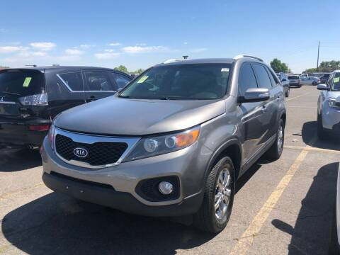 2013 Kia Sorento for sale at Capitol Hill Auto Sales LLC in Denver CO