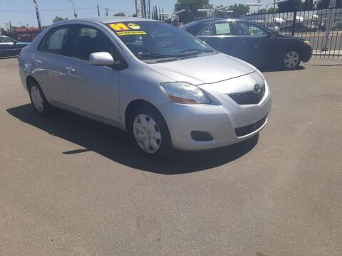 2009 Toyota Yaris for sale at COMMUNITY AUTO in Fresno CA
