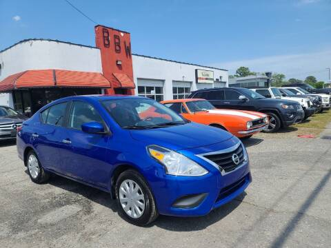 2017 Nissan Versa for sale at Best Buy Wheels in Virginia Beach VA