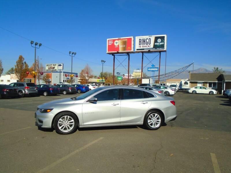 2018 Chevrolet Malibu for sale at Smart Buy Auto Sales in Ogden UT