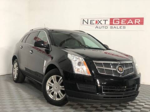 2011 Cadillac SRX for sale at Next Gear Auto Sales in Westfield IN