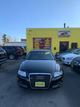 2011 Audi A6 for sale at Hartford Auto Center in Hartford CT