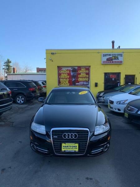2011 Audi A6 for sale at Hartford Auto Center in Hartford CT