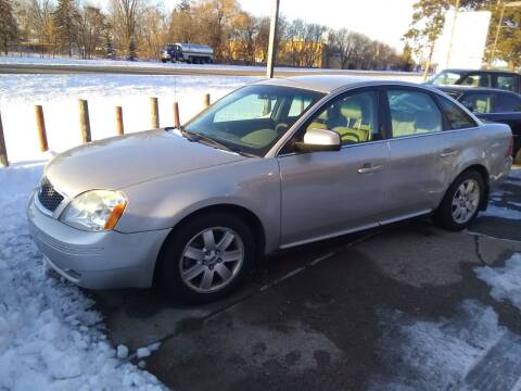 2006 Ford Five Hundred for sale at Continental Auto Sales in White Bear Lake MN