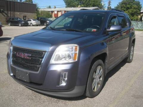 2013 GMC Terrain for sale at ELITE AUTOMOTIVE in Euclid OH