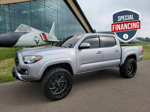 2018 Toyota Tacoma for sale at McMinnville Auto Sales LLC in Mcminnville OR