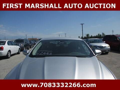 2014 Ford Fusion for sale at First Marshall Auto Auction in Harvey IL