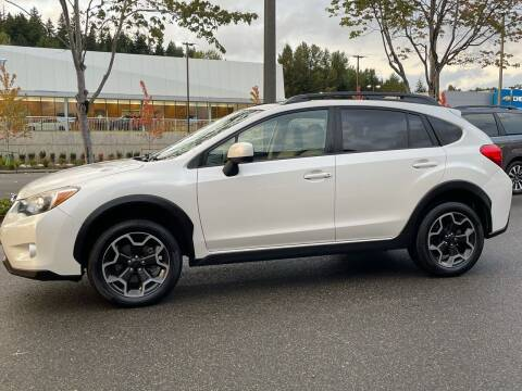 2014 Subaru XV Crosstrek for sale at GO AUTO BROKERS in Bellevue WA
