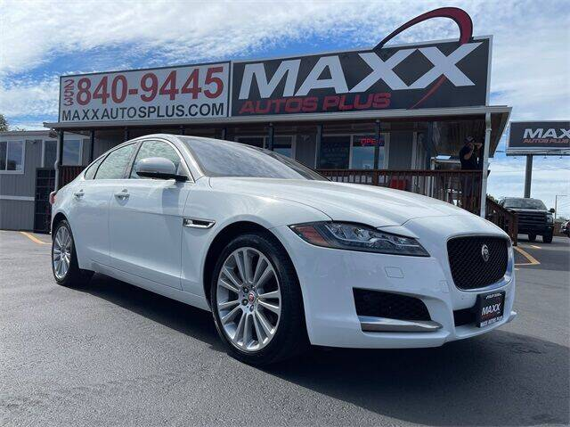 2020 Jaguar XF for sale at Maxx Autos Plus in Puyallup WA