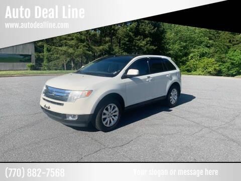 2010 Ford Edge for sale at Auto Deal Line in Alpharetta GA