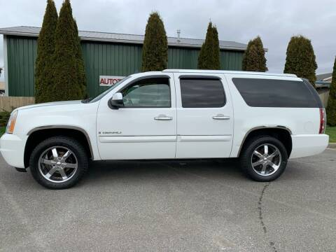 2008 GMC Yukon XL for sale at AUTOTRACK INC in Mount Vernon WA