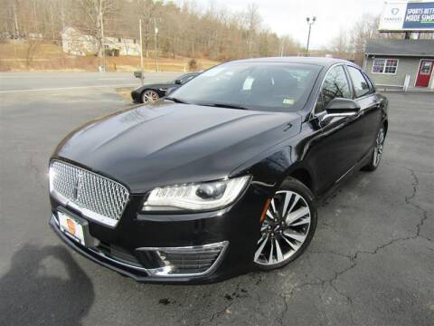 2017 Lincoln MKZ for sale at Guarantee Automaxx in Stafford VA