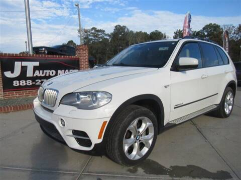 2013 BMW X5 for sale at J T Auto Group in Sanford NC