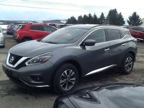 2018 Nissan Murano for sale at Garys Sales & SVC in Caribou ME