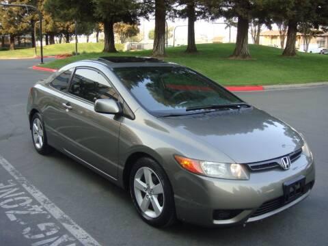 2007 Honda Civic for sale at UTU Auto Sales in Sacramento CA
