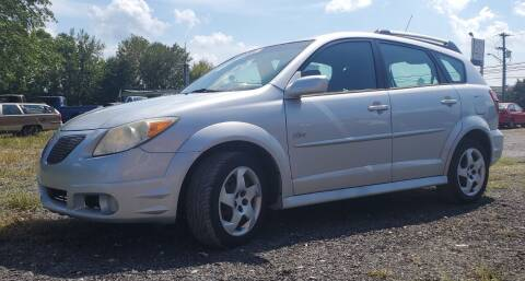 2006 Pontiac Vibe for sale at Tower Motors in Taneytown MD