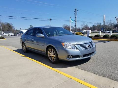 2008 Toyota Avalon for sale at RVA Automotive Group in North Chesterfield VA
