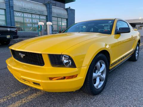 2005 Ford Mustang for sale at MFT Auction in Lodi NJ