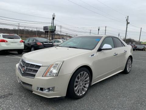 2010 Cadillac CTS for sale at GORDON'S ELITE 2 in Aberdeen MD