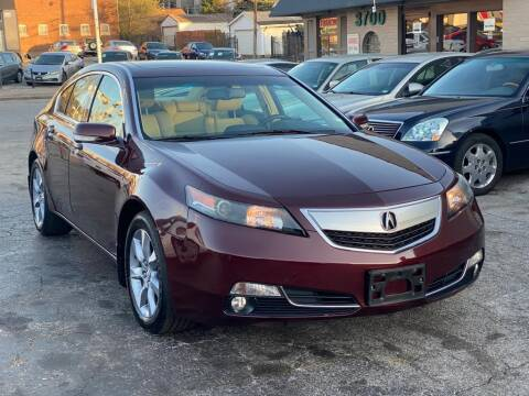 2012 Acura TL for sale at IMPORT Motors in Saint Louis MO