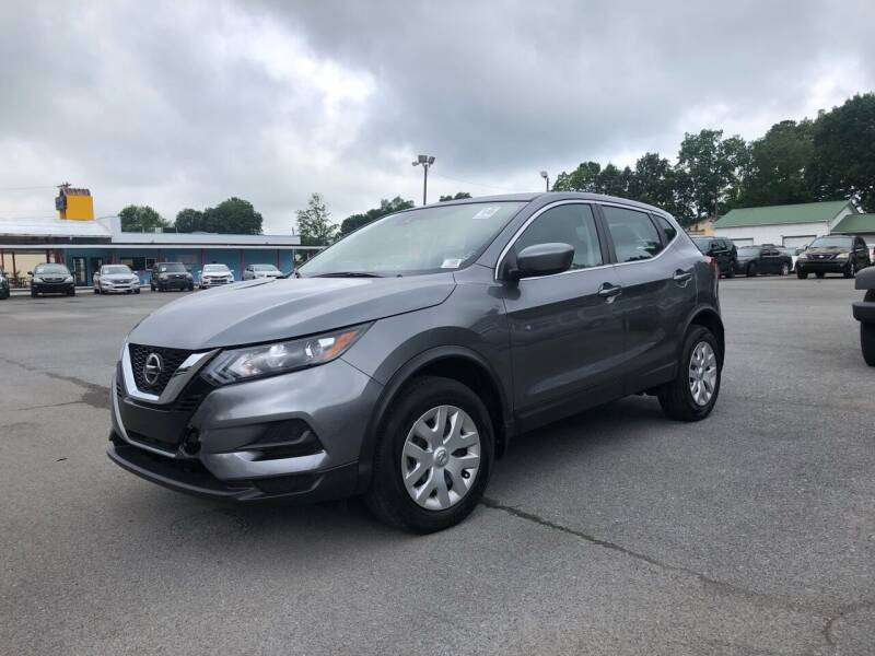 2020 Nissan Rogue Sport for sale at Morristown Auto Sales in Morristown TN