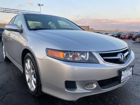 2007 Acura TSX for sale at VIP Auto Sales & Service in Franklin OH