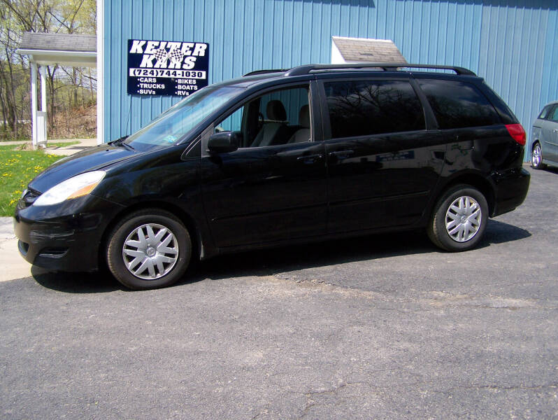 2010 Toyota Sienna for sale at Keiter Kars in Trafford PA