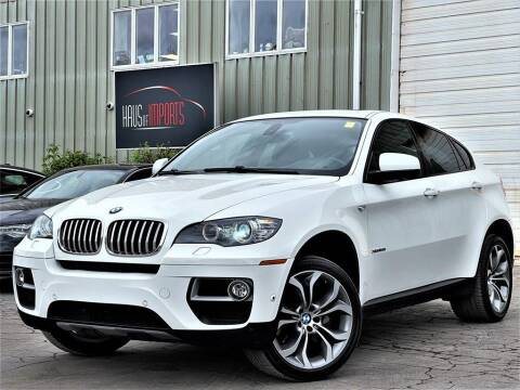2013 BMW X6 for sale at Haus of Imports in Lemont IL