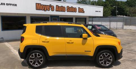 2016 Jeep Renegade for sale at Moye's Auto Sales Inc. in Leesburg FL