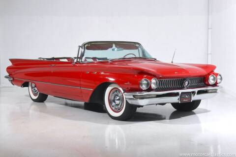 1960 Buick LeSabre for sale at Motorcar Classics in Farmingdale NY