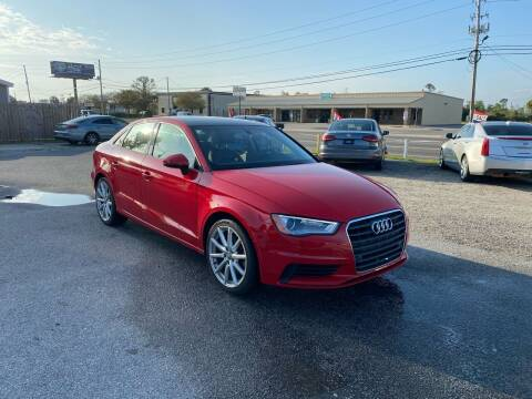 2015 Audi A3 for sale at Lucky Motors in Panama City FL