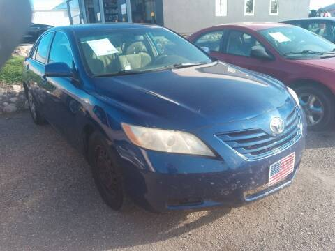 2009 Toyota Camry for sale at L & J Motors in Mandan ND
