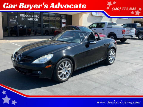 2005 Mercedes-Benz SLK for sale at Car Buyer's Advocate in Phoenix AZ