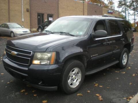 2007 Chevrolet Tahoe for sale at 611 CAR CONNECTION in Hatboro PA