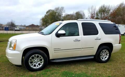 2010 GMC Yukon for sale at CAPITOL AUTO SALES LLC in Baton Rouge LA