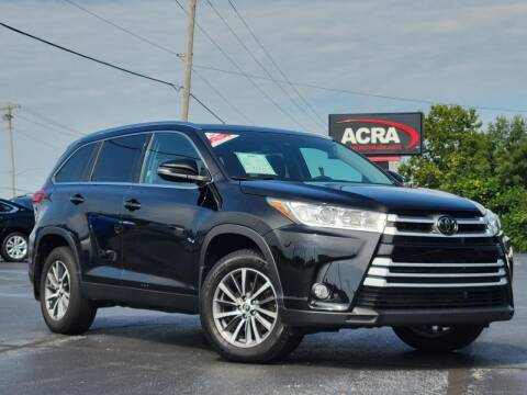 2019 Toyota Highlander for sale at BuyRight Auto in Greensburg IN