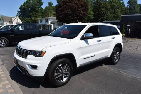2021 Jeep Grand Cherokee for sale at AUTO ETC. in Hanover MA