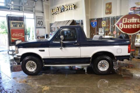 1993 Ford Bronco for sale at Cool Classic Rides in Redmond OR