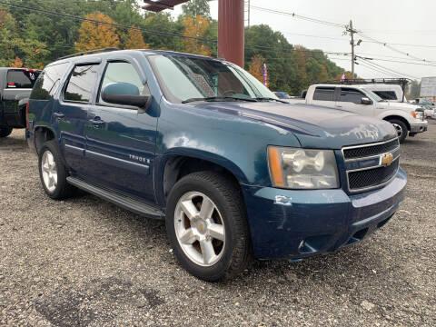 2007 Chevrolet Tahoe for sale at George Strus Motors Inc. in Newfoundland NJ