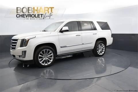 2018 Cadillac Escalade for sale at BOB HART CHEVROLET in Vinita OK