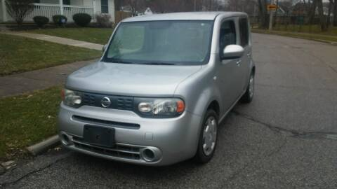 2010 Nissan cube for sale at USA AUTO WHOLESALE LLC in Cleveland OH
