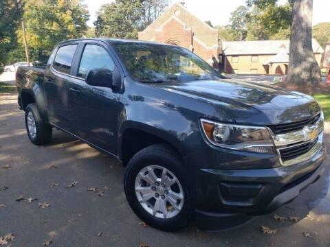2018 Chevrolet Colorado for sale at McAdenville Motors in Gastonia NC