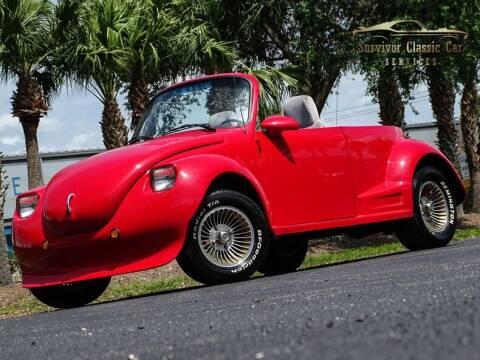 1974 Volkswagen Beetle for sale at SURVIVOR CLASSIC CAR SERVICES in Palmetto FL