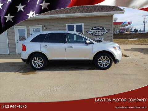 2013 Ford Edge for sale at Lawton Motor Company in Lawton IA